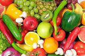 čerstvé ovoce a zelenina