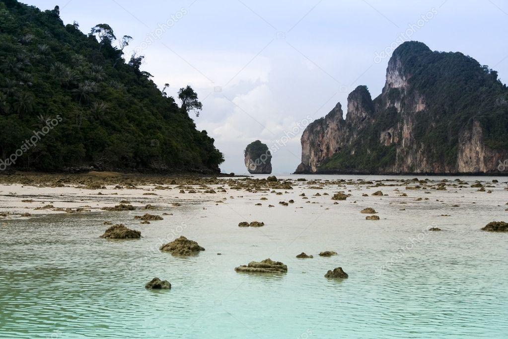 Ko phi phi don island thailand