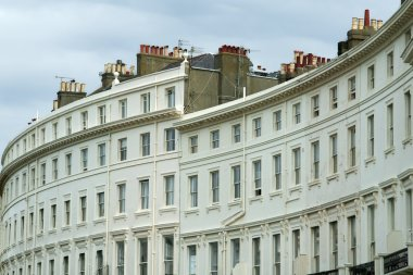 Brighton regency architecture uk