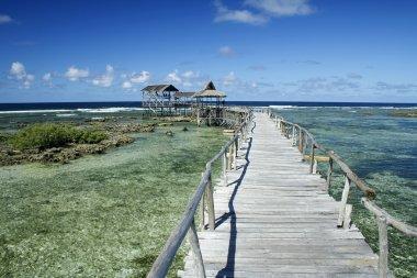 Cloud 9 siargao island philipines surfing destination