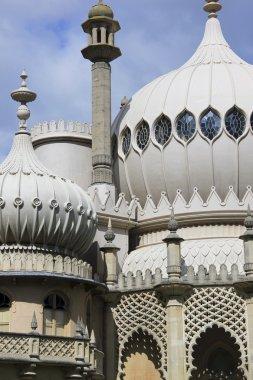 Brightons royal pavillion roof domes