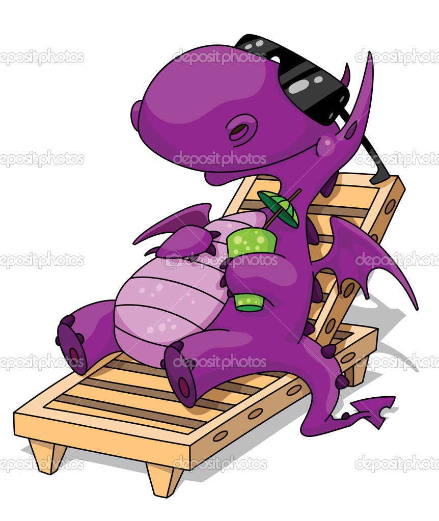 Relaxation dragon