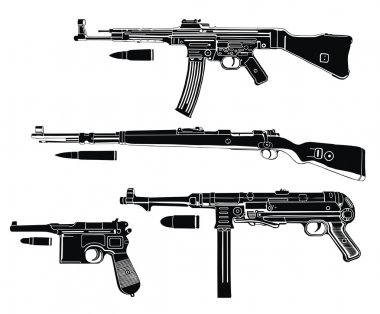 Germany guns