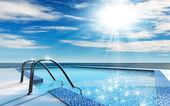 Fotografie bazén