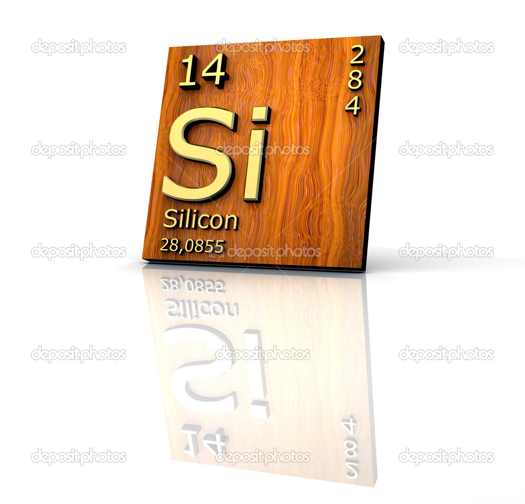 Silicon form periodic table of elements stock photo fambros silicon form periodic table of elements stock photo biocorpaavc Image collections