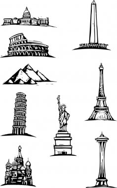 World Monument Spots