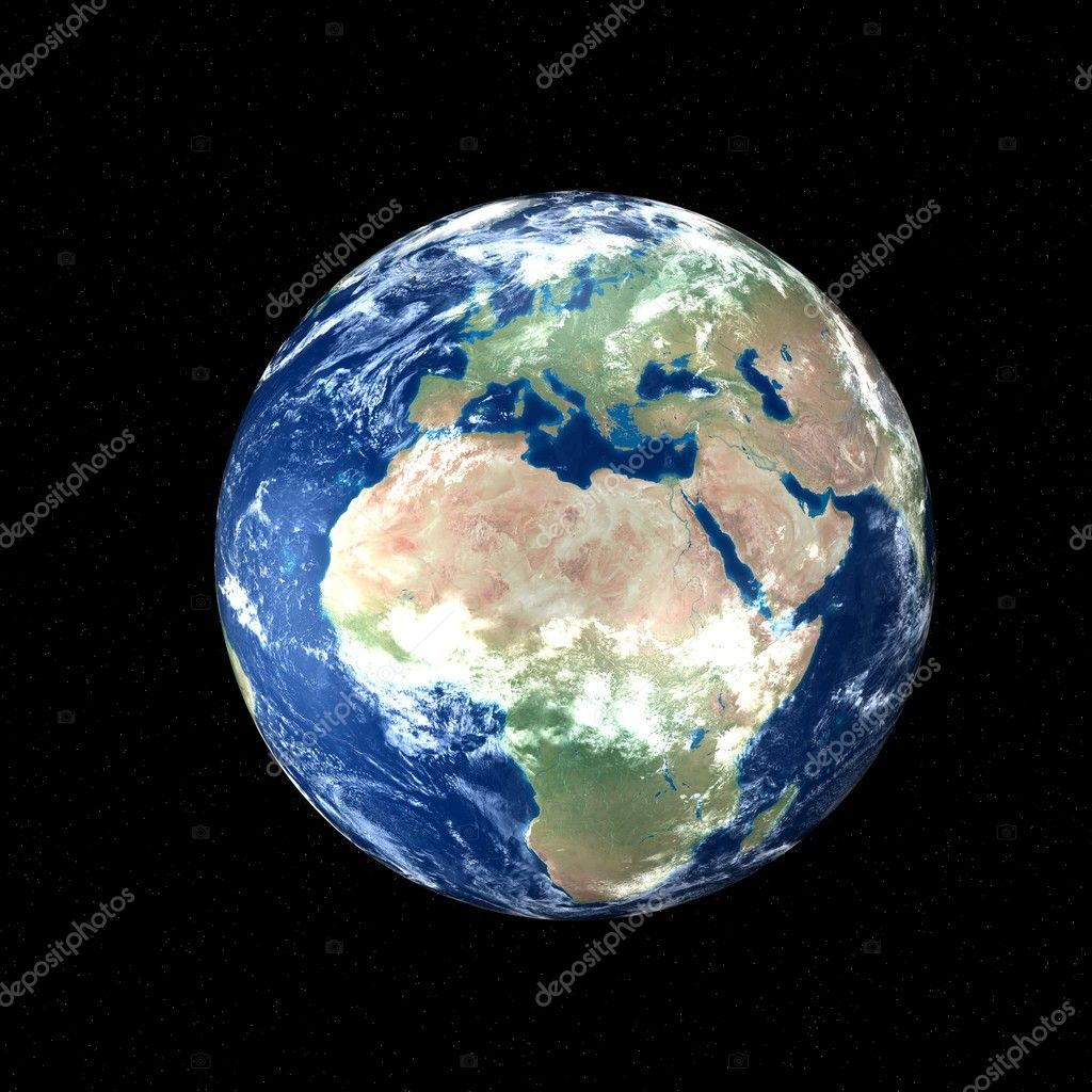 Beautiful Earth - Europe and Africa