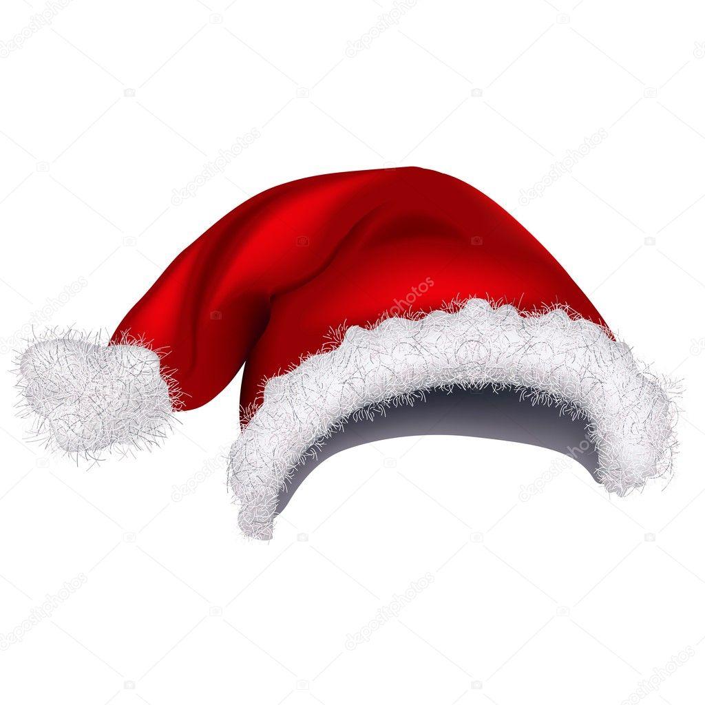 Christmas Santa Hat transparent image Seasonal png images with transparent background Christmas Santa Hat image for web design or graphics design. Free Png images Christmas Santa Hat .