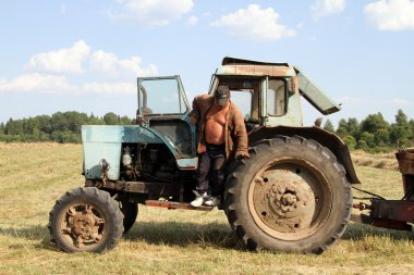 Tractor.