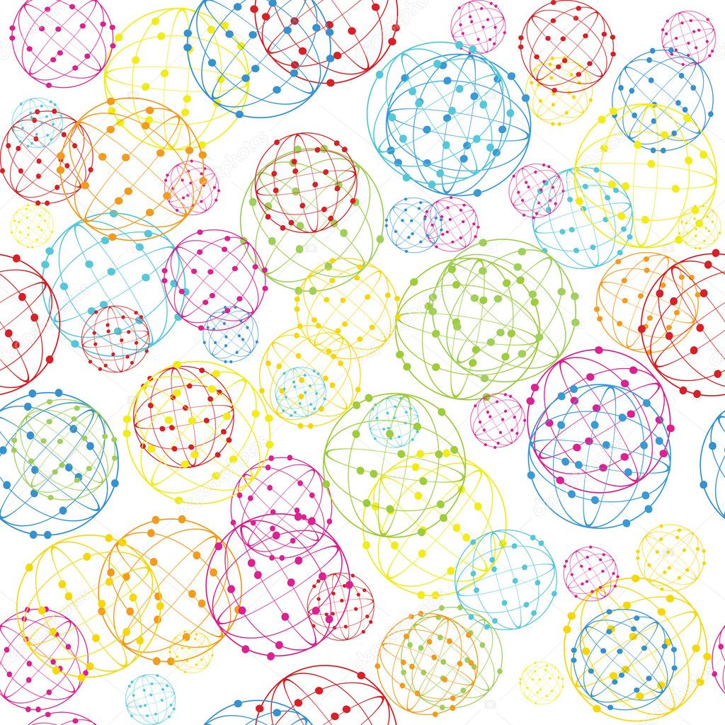 Background image 8841 - Abstract Balls Background Photo By Hibrida13