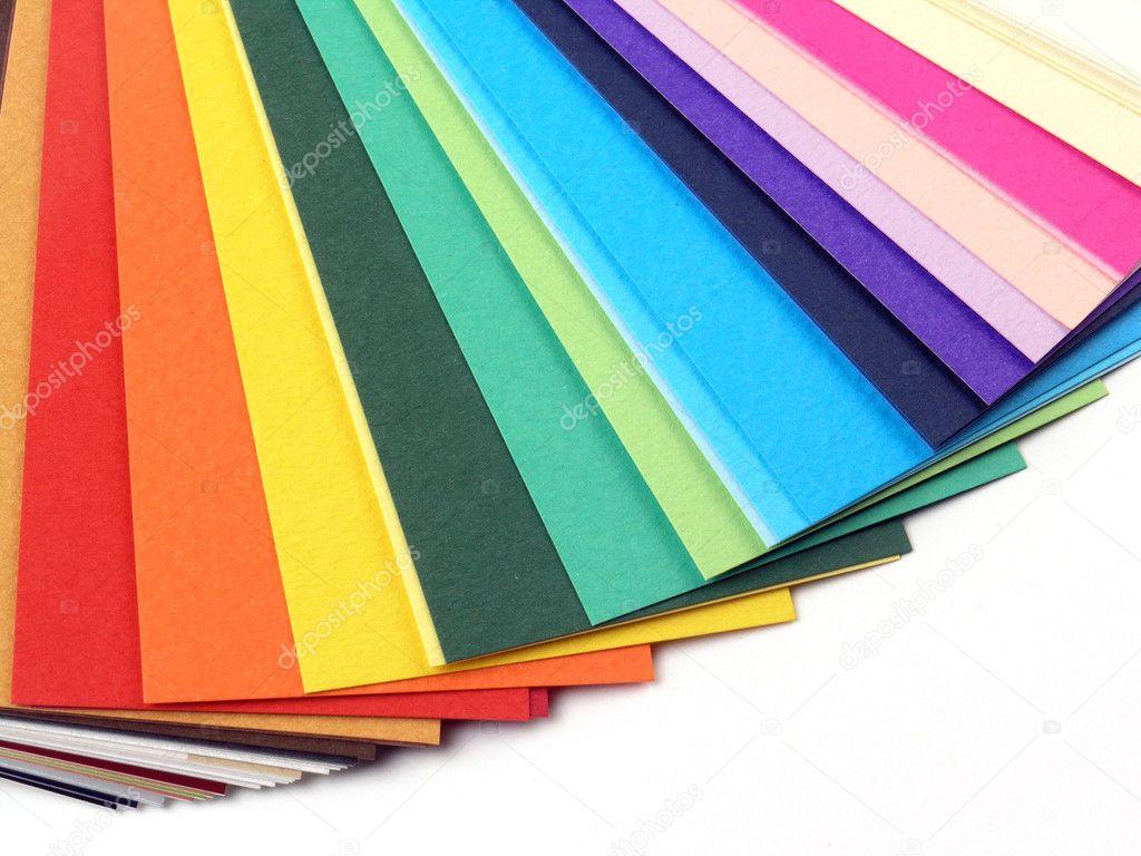 Papier Muster Für Visitenkarten Stockfoto Adam R 2926384