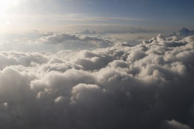 Sky - above the Clouds