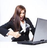 problémy s počítačem