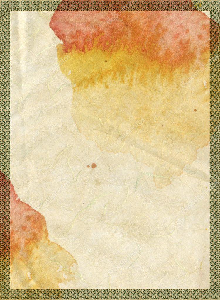 textura de papel de tinta fresca grunge — Fotos de Stock ... 66324fc8435e