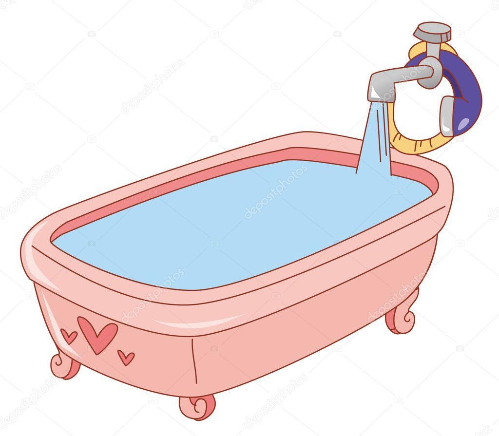Vasca da bagno foto stock realrocking 3398417 - Vasca da bagno immagini ...