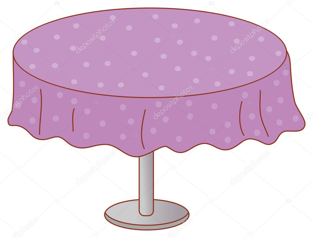 Table ronde photo 3403585 for Table 3d dessin