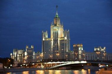 Moscow, A kind on Kotelnichesky quay