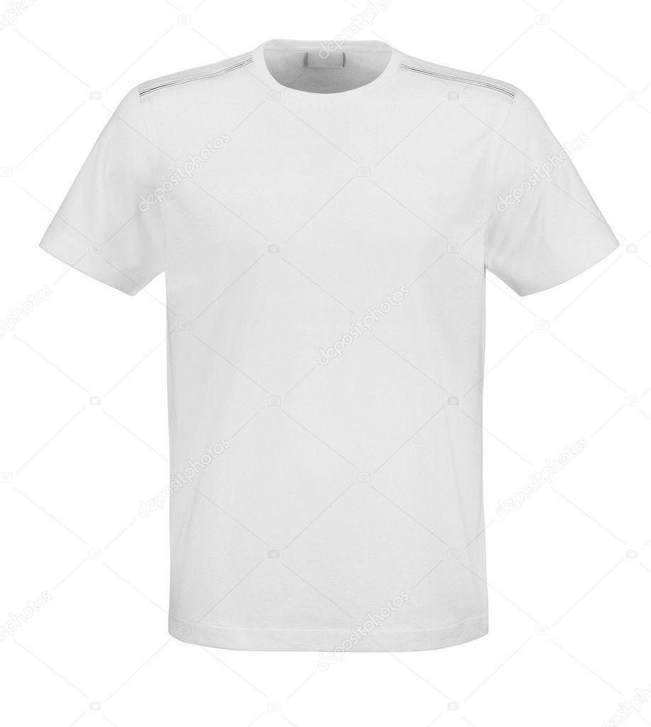 Unisex T-shirt-Vorlage — Stockfoto © scratch #3513538