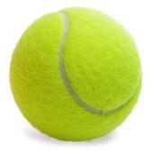 Fotografia palla da tennis isolato