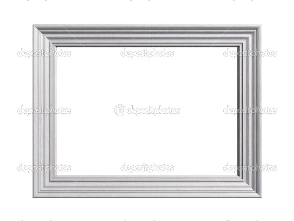 marco blanco — Fotos de Stock © yo-ichi #2976626