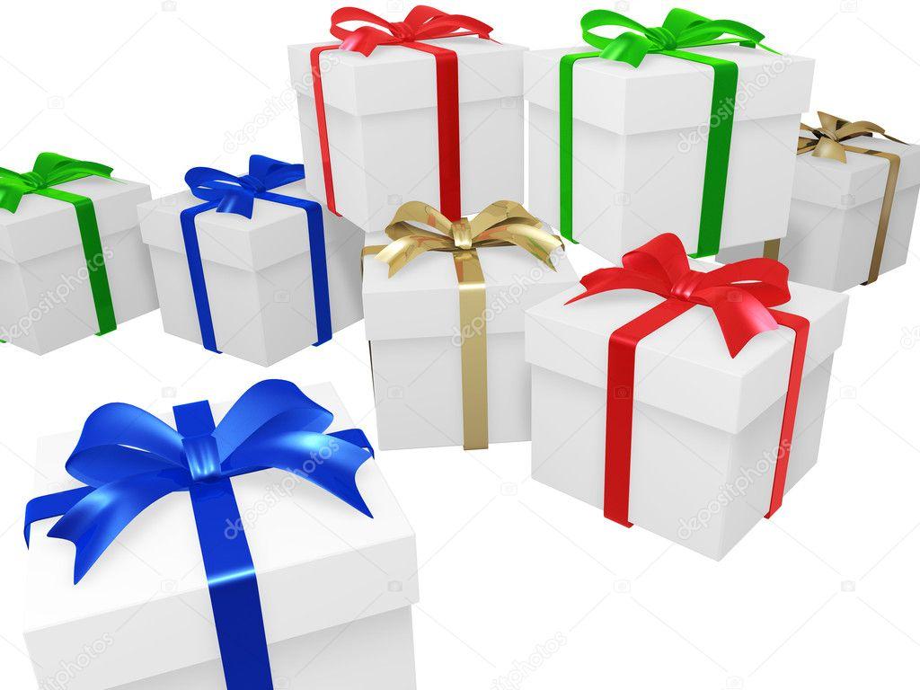Geschenkpaket Stockfoto C Yo Ichi 2990808