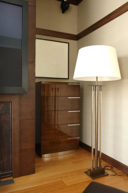 A part of bedroom