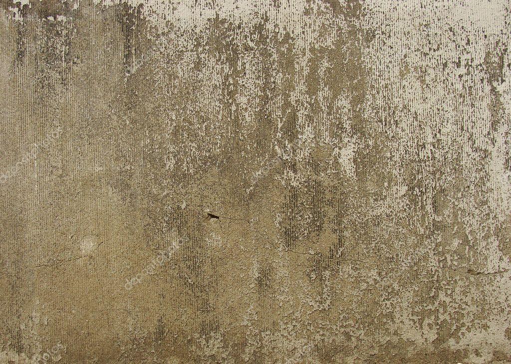 Marron gris beige sale us e mur avec peinture caill e - Peinture avec effet texture ...
