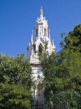 Calvary Temple. Molfetta. Apulia.