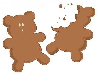 Worried Gingerbread.