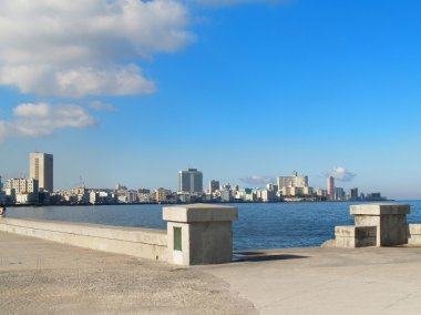 Quay of Havana