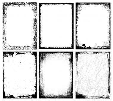 Textured Frames / 2