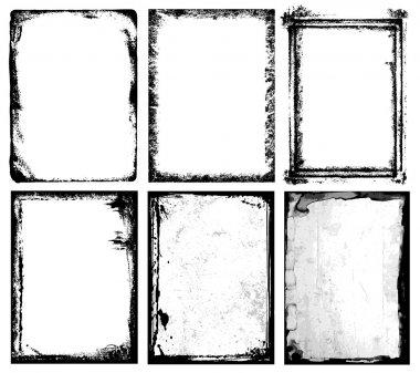 Textured Frames / 1