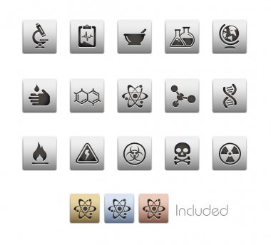 Science // Metallic Series
