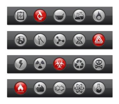 Science // Button Bar Series