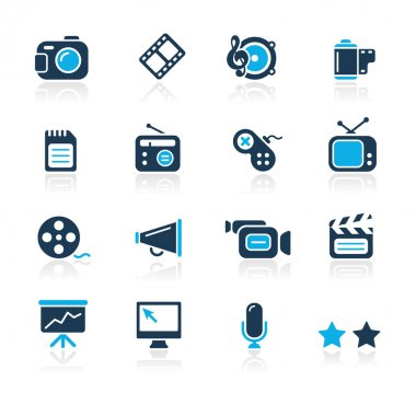 Multimedia // Azure Series