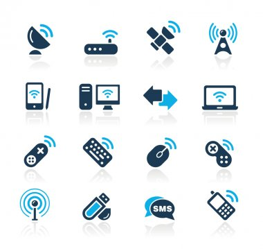 Wireless & Communications // Azure Series
