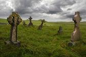 starověké keltské gravesite