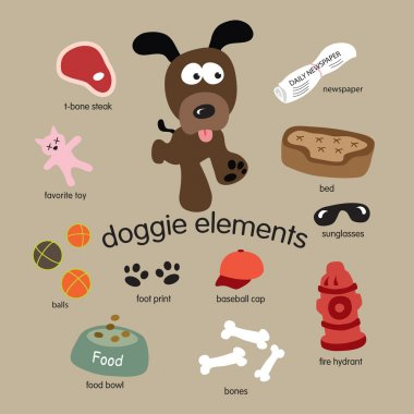 Dog Elements