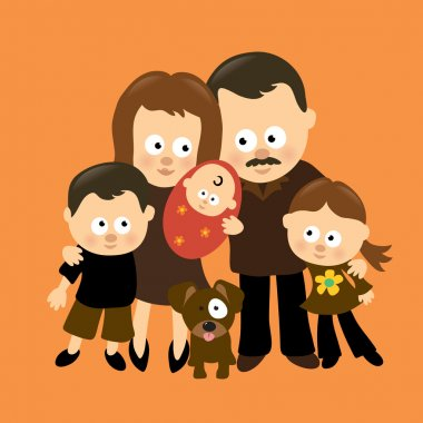 We are Family 3 - Hispanic