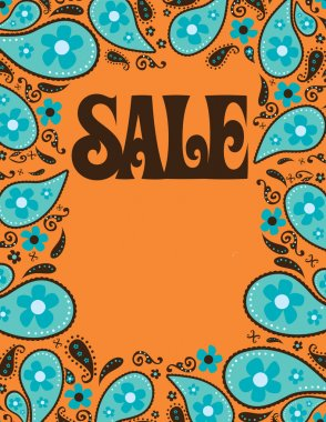 70s Style Sale Template