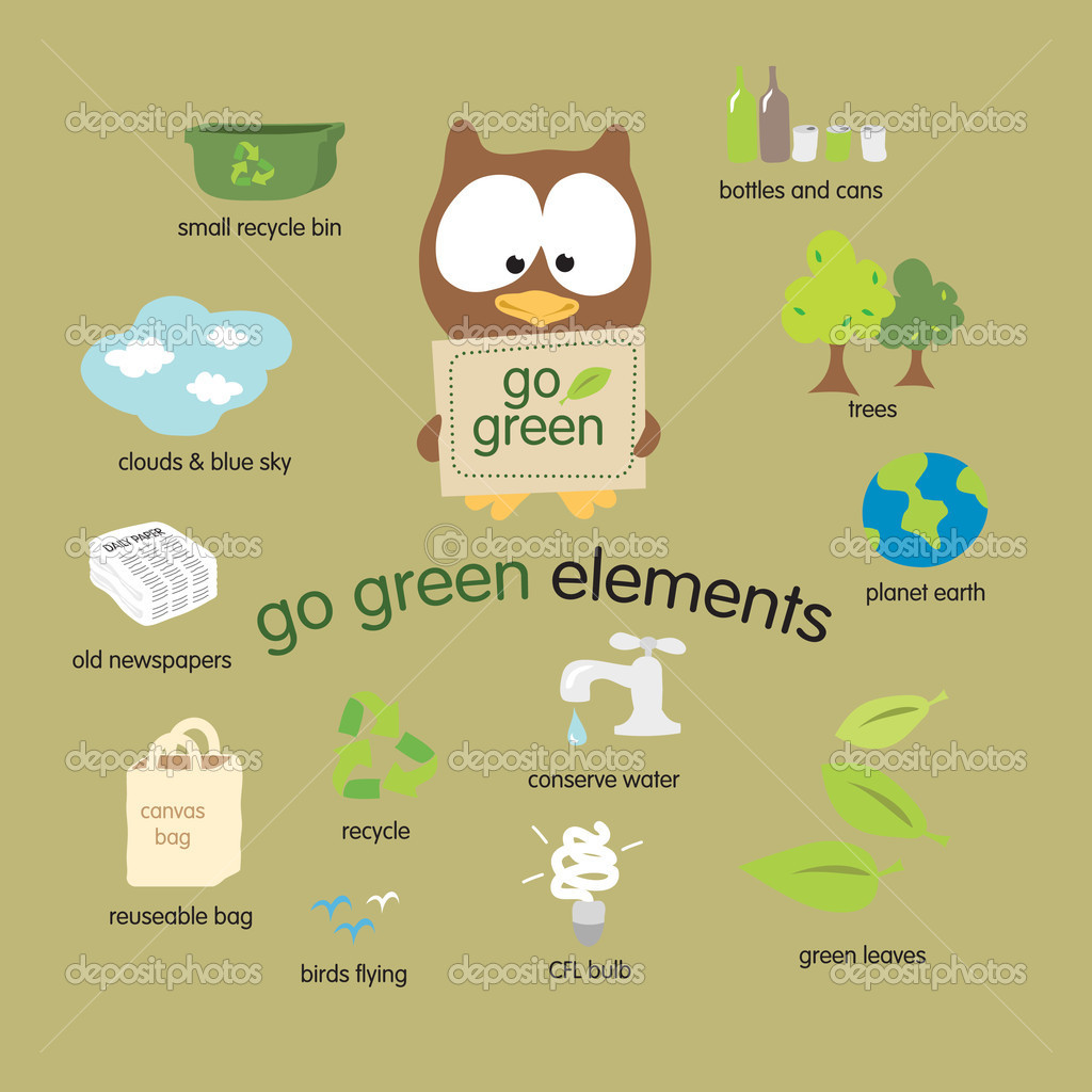 Go Green Elements