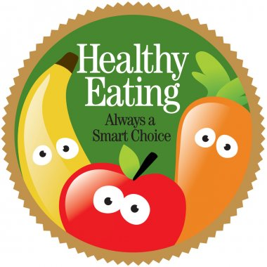 Healthy Eating Label