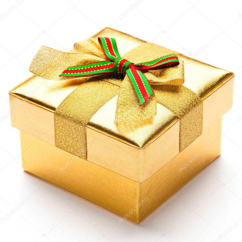 Beautiful gift box — Stock Photo © apopium #3162676