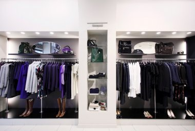 Luxury women's clothes and accesories