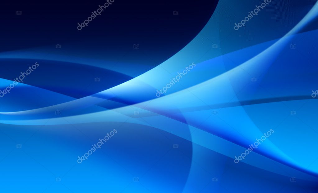 Wallpaper, background texture blue waves