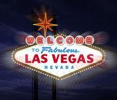 Fotografie Las Vegas Zeichen