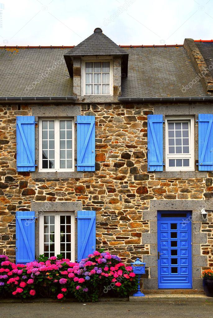 Maison de campagne en bretagne france photo 4824264 - Maison de campagne en france ...