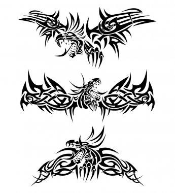 Tattoos dragons