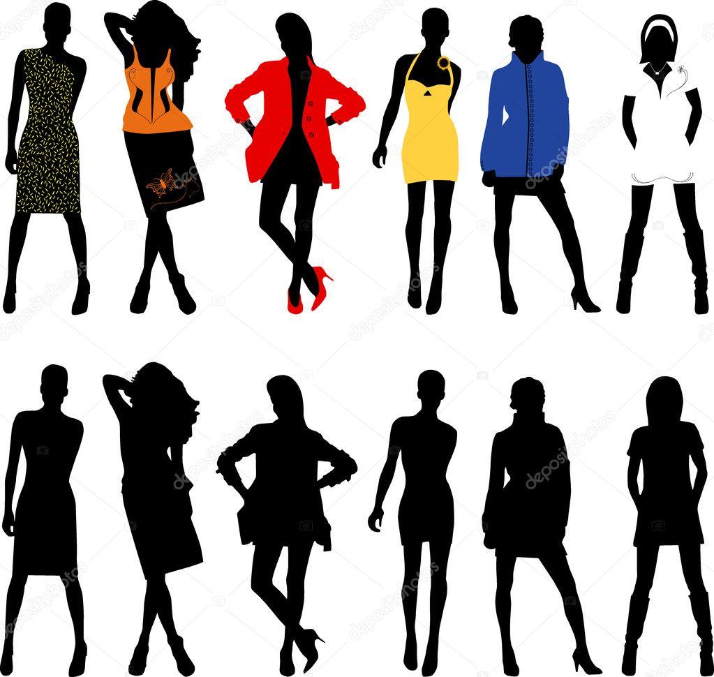 fashion silhouette description - 1023×970
