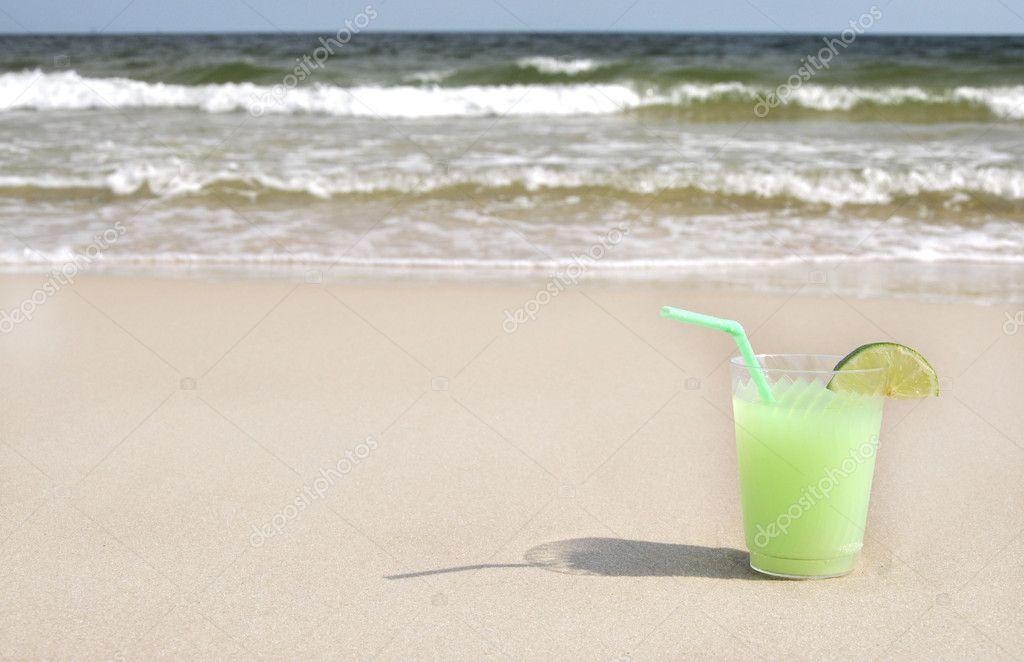Margarita on the Beach